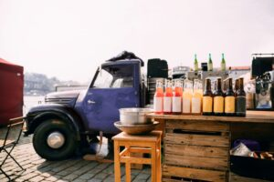 Is a Mobile Beer Bar Business Legal?